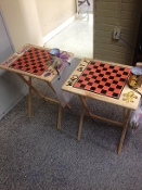 Team Love Game Room Table