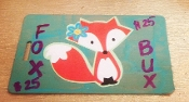Gift Card to Fox It Up